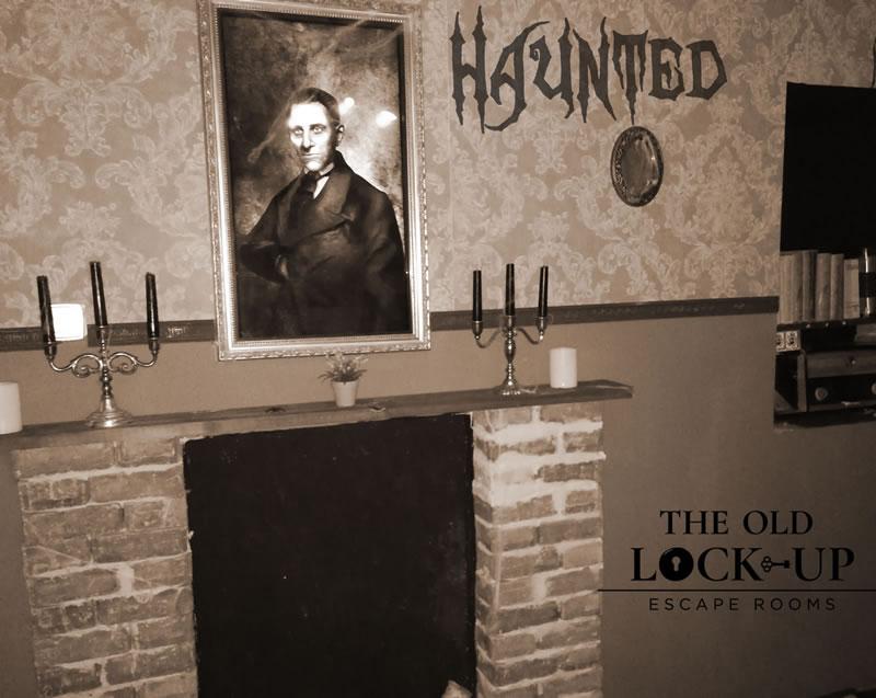 The Old lockup Room escape