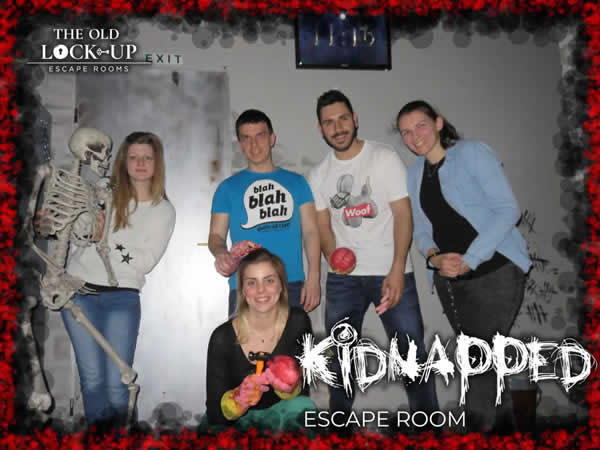 Kidnapped - Zagreb Escape room