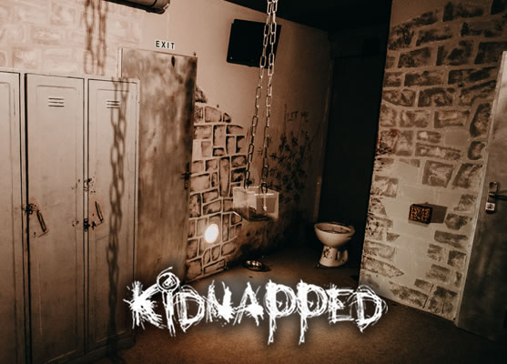 Kidnapped Escape Room